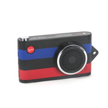 F4 fotografica Stile 4000mAh AUX-in Hands Free Call Emergency Powerbank remoto Otturatore Bluetooth Altoparlante