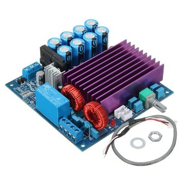 Buy TDA8950 2x170W Digital Subwoofer Class D Audio Amplifier Board AMP Module for $29.09 in Banggood store