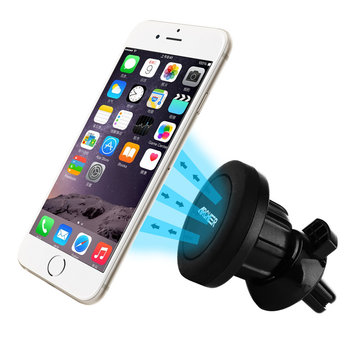 ARCHEER Magnetic Car Holder Car Mount Holder Air Vent Universal For iPhone 6S Plus Samsung Cellphone