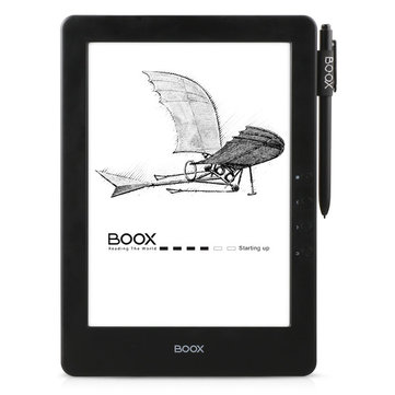 ONYX BOOX N96ML CARTA+ 9.7 Inch 16G E-Ink Display Android E-book Reader With Front Light Audio