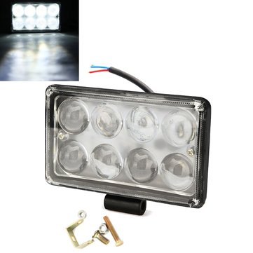 4 Inch 12-80V LED Fog Headlight Work Light Waterproof Motorcycle Car Truck