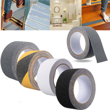5cm x 5m Anti Slip Adhesive Stickers Floor Safety Non Skid Tape