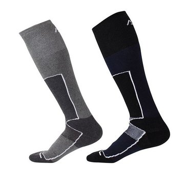 Heren Skiing Sokken Winter Warme Sokken Outdoor Hiking Cycling Long Socks