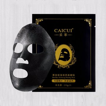 CAICUI Back Soya Bean Moisturizing Nourishing Whitening Mask บำรุงรอบดวงตา
