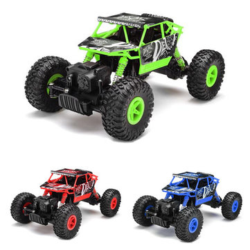 JJRC Coche de carreras buggy 4WD Rock Rastreador Rock 1/18 2.4 g