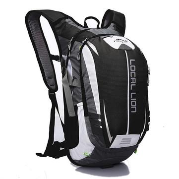 15l mochila montar unisex súper ligero contra salpicaduras bicicleta transpirable bolsa de escalada