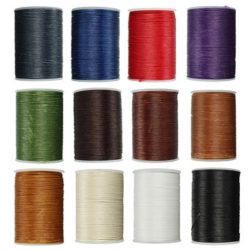 Waxed Thread 0.8mm 78m Polyester Cord