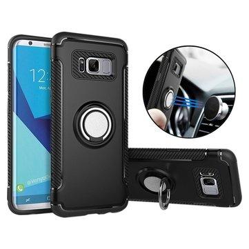 КольцеваяручкаStandHolderЧехолДля Samsung Galaxy S8 Plus/S8/S7 Edge / S7