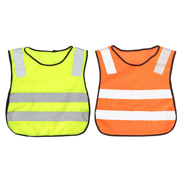 Safety Vest High Visibility Childrens Vest Jackets
