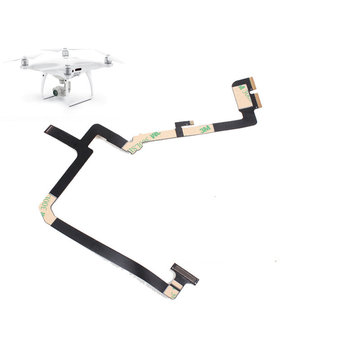 Motor Gimbal PTZ Flexible Flat Ribbon Flex Cable For DJI Phantom 4 Pro