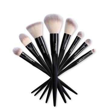 UCANBE 8pcs Soft Nylon Makeup Brushes Set Blending Powder