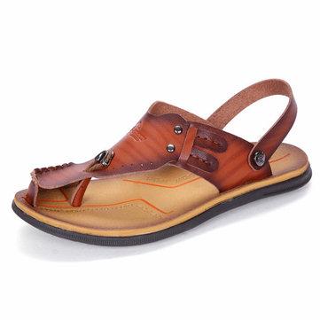 МужчинывскользьСандалииCoolТапкиПляжный Shoes