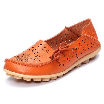 SOCOFY Flats Shoes