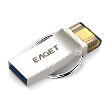 EAGET V90 Ultra Mini USB Flash Drive USB 3.0 OTG Smartphone Pen Drive Thumb Drive
