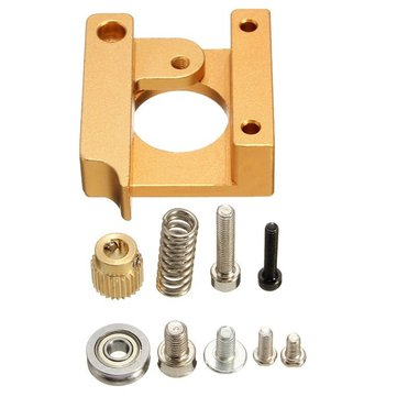3D-printer MK8 1.75mm Externe Extruder Metalen Frame Kit Voor Herhaling