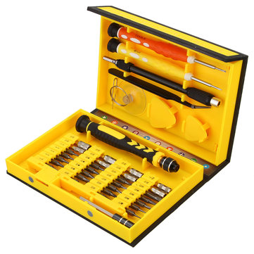 Meco 38Pcs Screwdriver Repair Tool Kit For Phone Diy Tools Set