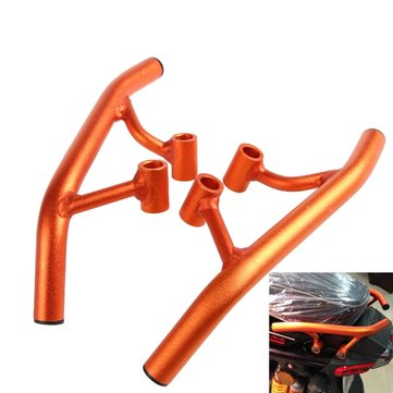 Motorcycle Tail Rear Arm Rest Aluminum Alloy for Yamaha BWS