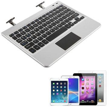 Универсальной беспроводной клавиатуры Bluetooth с тачпадом мыши для планшета