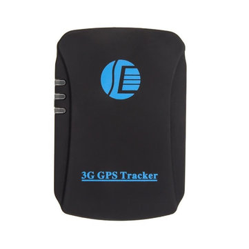 TK207 Micro 3G GPS WCDMA Real Time Tracking Locator Motorcycle Car Anti Theft Geo-fence Tracker