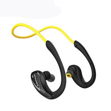 AweiA880BLDraadlozeSportBluetoothV4.0 Earhook Oortelefoon Hoofdtelefoon Hoofdtelefoon Voor Mobiele Telefoon