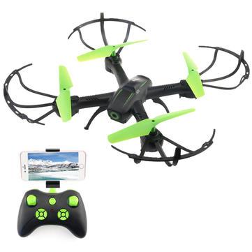 Eachine E31HW WIFI FPV Met 0.3MP Camera Hoogte Modus 2.4G 4CH 6 As RC Quadcopter RTF