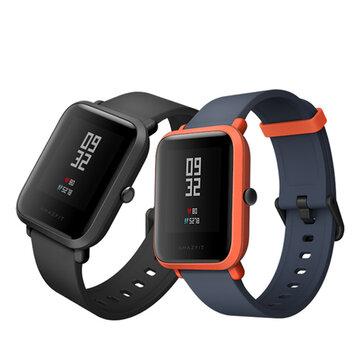 Original Xiaomi AMAZFIT Bip Pace Youth GPS Bluetooth 4.0 IP68 Smart Watch International Version
