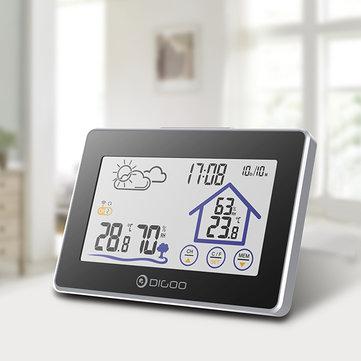 Digoo DG-TH8380 Wireless Touch Screen Weather