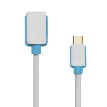 Onten OTN 69002 Type C to USB 3.0 OTG Cable for devices with Type C port