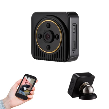 720P Wireless Mini Hidden Camera HD WiFi Night Vision Motion Video Recorder...