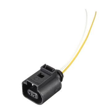 สายรัดไฟฟ้า 2 ขา เชื่อมต่อ สายไฟสำหรับ VW Au di 1J0973702