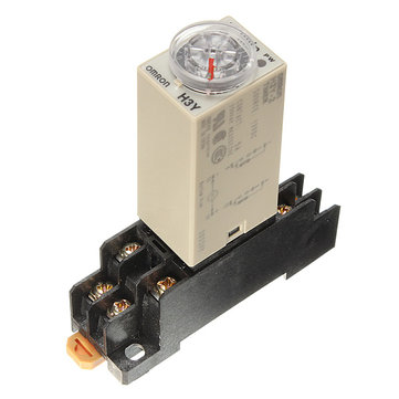 h3y 2 dc 12v delay timer time relay 0 60 minute base us 3 65 h3y 2 dc 12v delay timer time relay 0 60 minute base