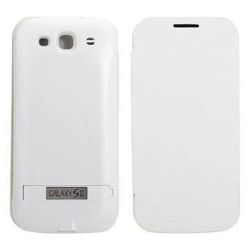 2800mAh External Battery Charger Backup Battery Case for Samsung Galaxy S3 I9300