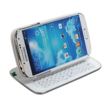 Çıkarılabilir Bluetooth Slayt Klavye için Samsung Galaxy S4 i9500