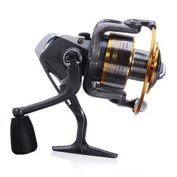 Fishing Spinning Cast Reel Gear Ratio 5BB Fishing Tool HG Brand
