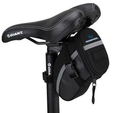 Roswheel Велоспорт велосипед седло сиденья хвост сумка 1л задний мешок