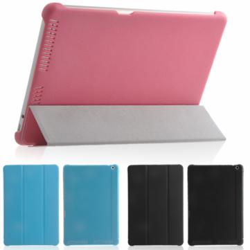 Pieghevole basamento dell'unità di elaborazione copertura di cuoio per p89 Teclast tablet 3g