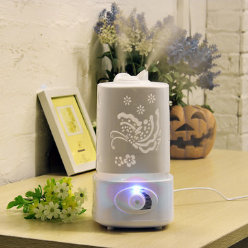 1.5L Ultrasonic Home Aroma Humidifier Air
