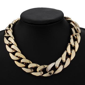 Gioielli in lega con collana bracciale in argento