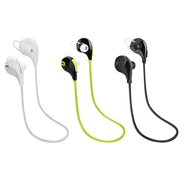 JOGGER QY7 Neutral Wireless Bluetooth Stereo Earphone Sport Headphone Headset With Microphone