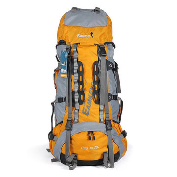 70L 10 EAMKEVC Outdoor Hiking Camping Mountaineering Bags/Backpack ...